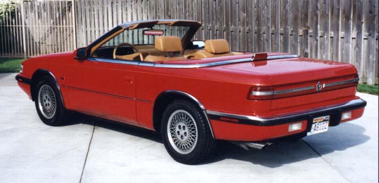 1989 TC by Maserati